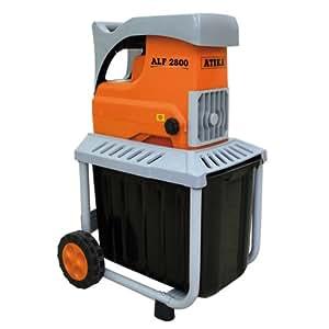 Atika ALF 2800 Broyeur Électrique à fil Niveau Sonore: Silencieux, Système de Broyage: Pressoir 2800 W (ancien modèle)