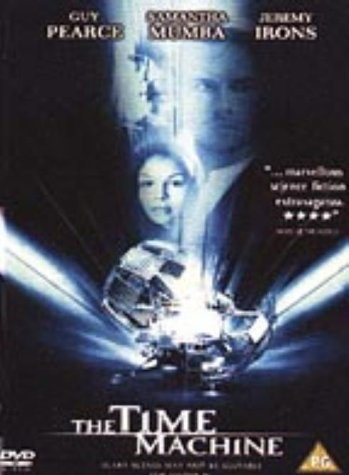 The Time Machine [DVD] [2002] by Guy Pearce