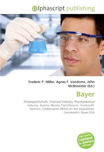bayer-aktiengesellschaft-chemical-industry-pharmaceutical-industry-aspirin-heroin-ciprofloxacin-vard