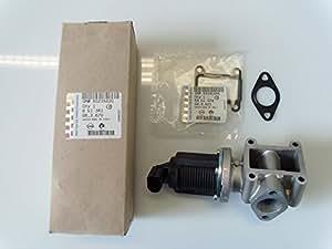 VALVE eGR pour oPEL 851341 z19DTH avec joints d'étanchéité pour moteur