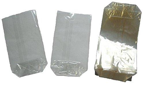 Cellophan-Bodentüten 7,5x13cm (300St.) von Blühking®