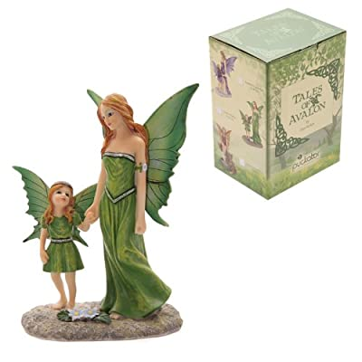 Puckator FYP103 Lisa Parker Tales of Avalon Earth Mother Fairy 11 x 15 x 22cm