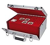 Münzen-Koffer