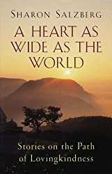 A Heart as Wide as the World by Salzberg, Sharon (1999) Paperback
