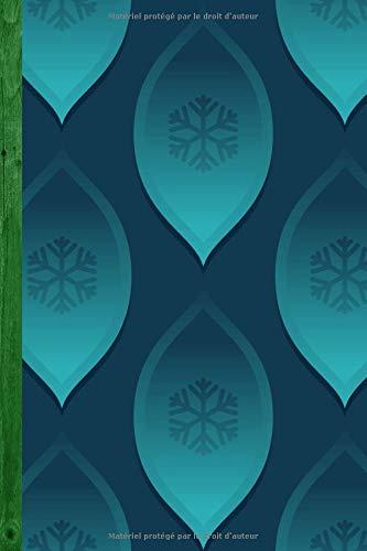 Journal de Noël: Mon journal personnel de Noël pour écrire ma liste de lectures, de cadeaux, ma lettre au père Noël, mes souvenirs de Noël, des pages de gratitudes et de choses à faire sur 30 jours par Virginie Cartonnet