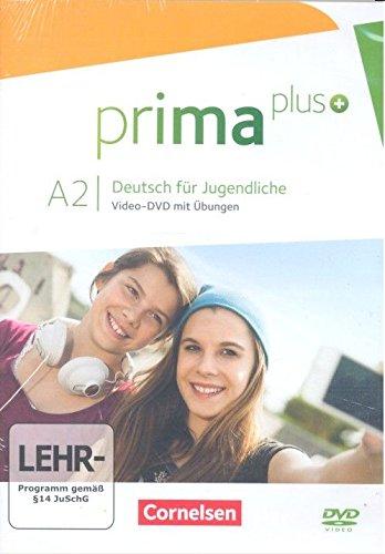 Prima plus - Deutsch für Jugendliche, Bd.A2 : Video-DVD mit Übungen, Gesamtband