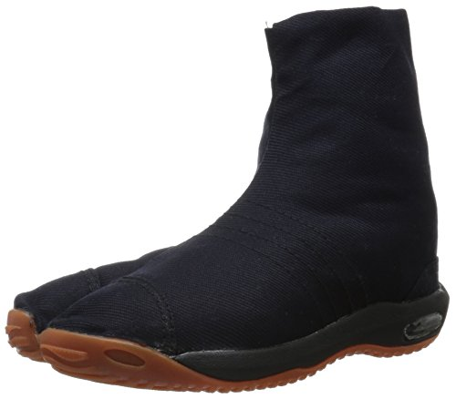 Chaussures de Ninja Enfants Air Semi-Montantes Jikatabi (Air Jog) Importe du Japon (Marugo)