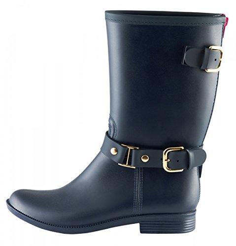 Boots'fleet Assobiou' Azul Escuro