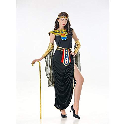 Yunfeng Hexenkostüm Damen Halloween Cosplay griechische Göttin Rollenspiel Kostüm Thema Party Kostüm ()