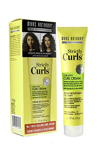 Marc Anthony Strictly Curls Curl Envy Perfect Curl Cream, 6 oz by Marc Anthony - 6 Oz Shea-butter