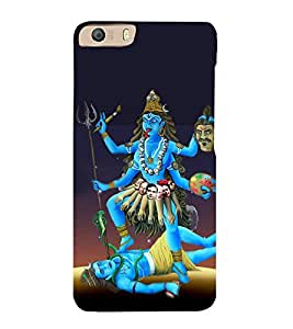 ifasho Designer Back Case Cover for Micromax Canvas Knight 2 E471 (Kali Cali Colombia Nabadwip)