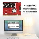 Maikou Mainboard 4 Digit PCI Motherboard Digital Display Diagnostic Card Post Tester Analyzer for Desktop PC Computer