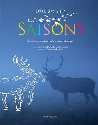 Les saisons : Cahier d'activités