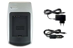 Chargeur NP-BD1 pour Sony Cyber-shot DSC-T300, T500, T700, T900, TX1 / NP-FD1