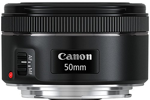Canon EF50MM F/1.8 STM Lens for Canon DSLR Camera