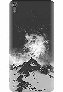 Noise Designer Printed Case / Cover for Sony Xperia XA Dual / Patterns & Ethnic / Night Design