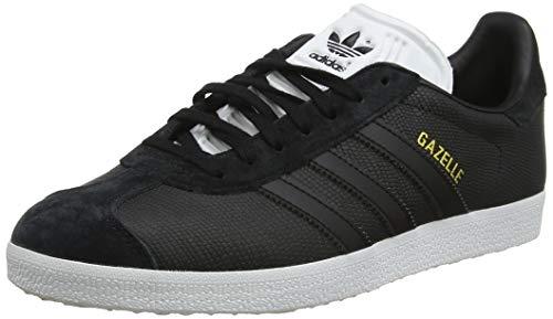 387a444b039 adidas Gazelle W, Zapatillas para Mujer, Negro Core Black/Footwear White 0,