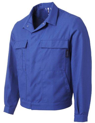 PIONIER WORKWEAR Herren Blousonjacke Top Cotton in kornblau (Art.-Nr. 316) Kornblau