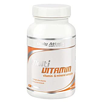 Body Attack Multivitamin