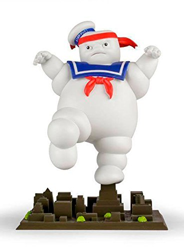 Ghostbusters Figura Stay Puft Marshmallow Man 15 cm. Karate Puft LC Exclusive. Los Cazafantasmas