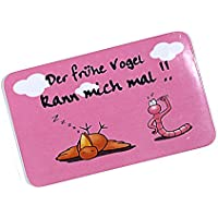 Geschenk f/ür Frauen Schneidebrett Sp/ülmaschinenfest Rockabilly Retro Essbrett Lebensmittelecht Preis am Stiel 1 x Fr/ühst/ücksbrettchen Moms Diner grau Brettchen Brotbrett