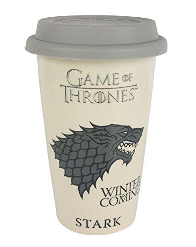 Unisex-Erwachsener - Game Of Thrones - Game Of Thrones - Becher (Logo House White)