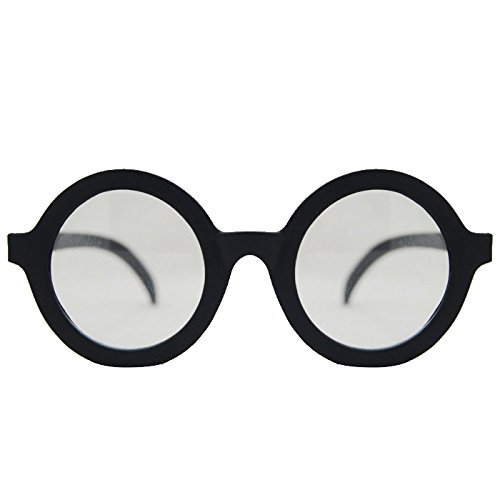 Kostüm Harry Potter Motto Party - Party-Brille * Harry * für Karneval oder eine Halloween-Party // Verkleidung Kostüm Horror Fasching Kinder