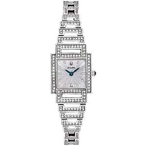 Bulova Ladies Crystal Watch 96L140
