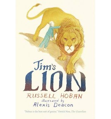 Portada del libro [(Jim's Lion)] [ By (author) Russell Hoban, Illustrated by Alexis Deacon ] [June, 2014]