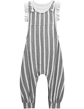 next Niñas Mono Rayas (3 Meses-6 Años) Estándar
