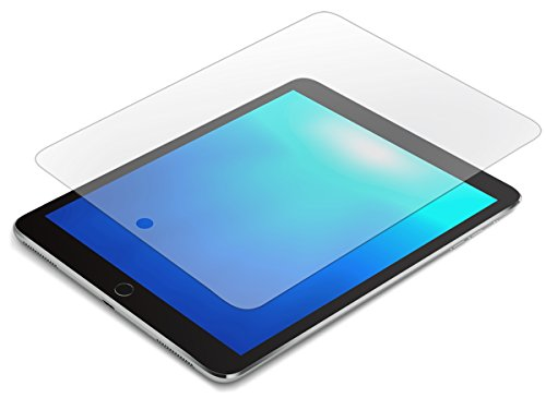 Targus awv1252us Anti-Glare Screen Protector iPad Air 1pc (S) Screen Protector–Screen Protectors (Anti-Glare Screen Protector, Apple, iPad Air, scratch-resistant, transparent, 1PC (S))
