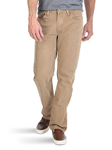 Wrangler Authentics Men's Big and Tall Classic Regular Fit Jean, Khaki, 58x32 - Wrangler Men Jeans Tall