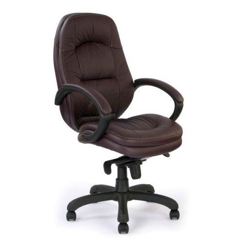 Elegante rivestimento in pelle poltrona (Sedile In Pelle Task Chair)