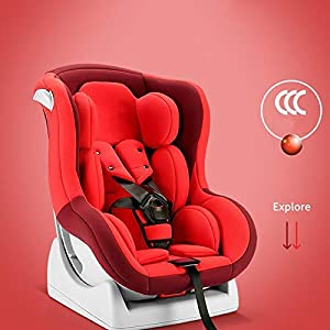 DLYGH Baby product ISOFIX Car Seat Group 1-2-3 From 9Kg To 36Kg, Maximum Security for Babies Between, Infant And Children Car Seats   5