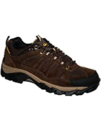 Zapatillas Nevada con cordones, para hombre, totalmente impermeables para senderismo