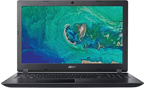 Acer Aspire 3 A315-32 15.6-inch Laptop (Intel Pentium Silver N5000 Processor/4GB/1TB/Linux/Integrated Graphics), Obsidian Black