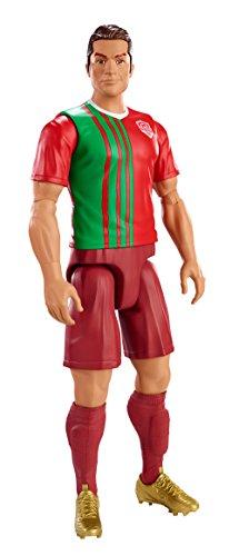 Mattel DYK83 - Figurina Footbal F.C. Elite Ronaldo