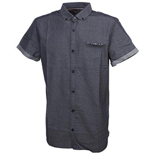 teddy-smith-cover-us-navy-mc-shirt-chemise-manches-courtes-bleu-marine-bleu-nuit-taille-xl