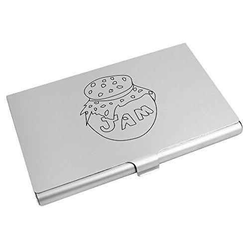 Azeeda 'Marmeladenglas' Visitenkartenhalter / Kreditkarte Geldbörse (CH00011894)