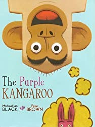 [The Purple Kangaroo] (By: Michael Ian Black) [published: March, 2010]