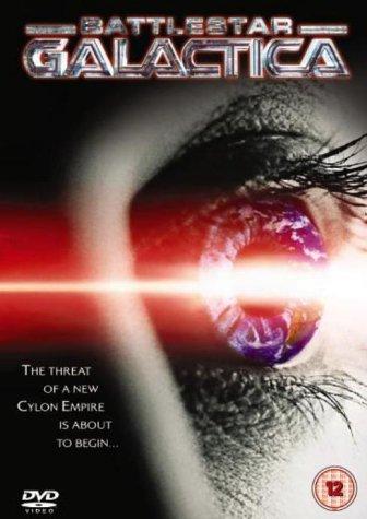 Battlestar Galactica - The Mini Series [2003] [DVD] [2004] by Edward James Olmos