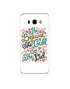 SAMSUNG GALAXY J5(2016) ht003 (178) Mobile Case by LEADER