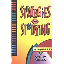 [Strategies for Studying: A Handbook of Study Skills] (By: Orca Book Publishers,Canada) [published: January, 1997]