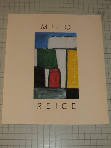 Milo Reice: Scribble, scrabble, scruffle : March 23-April 30, 1994 par Milo Reice