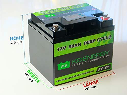 Batterie für Wohnwagen/Wohnmobil/Solarstromanlagen/Yacht,