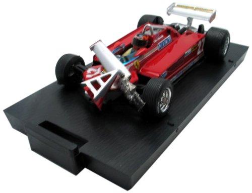 Ferrari 126CK Turbo 1981 Gilles Villeneuve Giro 55-56 1:43 2008