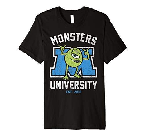 Disney Monsters University Mike Graphic T-Shirt