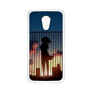 a AND b Designer Printed Mobile Back Cover / Back Case For Motorola Moto G (2nd gen) (Moto_G2_1237)