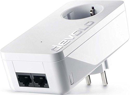 DEVOLO Premium Powerline BASIC Erweiterung 550 duo+ DLAN Adapter
