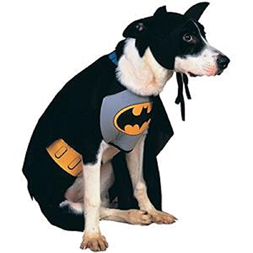 Batman Hund Kostüm - Medium